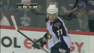 NHL Atlanta Thrashers @ Pittsburgh Penguins, January 5, 2010