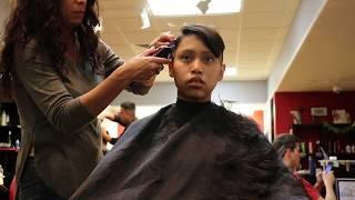 TA77.net - Eliza AZ: Little Shorter Please, Just Shave It (YT Original)