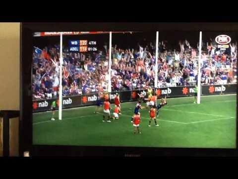 AFL Timeless Moment: Brad Johnson