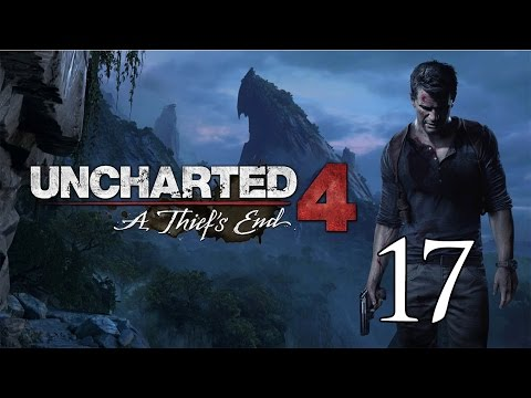 Uncharted 4 A Thief's End - Crushing Let's Play Part 17: At Sea