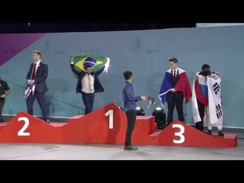 Closing Ceremony (full) WorldSkills Abu Dhabi 2017
