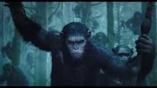 Dawn of the Planet of the Apes (2014) | Планета обезьян: Революция - Трейлер на английском