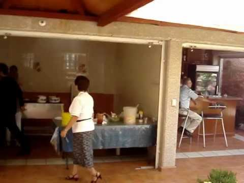 salon jardin fiestas eventos la casa rosa en. Black Bedroom Furniture Sets. Home Design Ideas