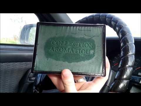 Автомобильный ароматизатор Collection Aromatique CA-09 под сиденье (земляника) 1 видео