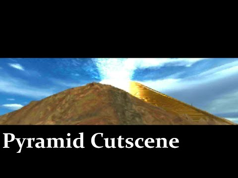 Tomb Raider Atlantean Scion (Pyramid Cutscene)