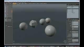 modo tips n tricks subdivide polys v009