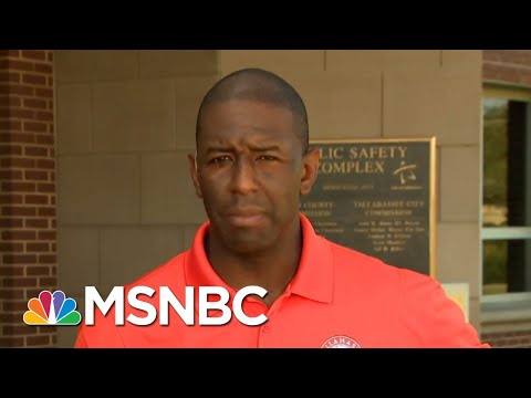 Mayor Andrew Gillum Talks Hurricane Michael Aftermath | Andrea Mitchell | MSNBC