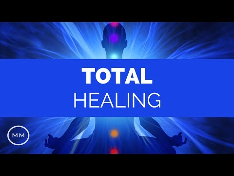 Total Healing - Powerful Mind / Body Balance - Binaural Beats - Meditation Music