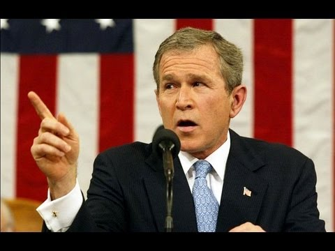 Image result for bush giving a speech after 9/11
