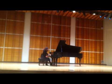 Nastassia concert 6 April 2014 Merkin Concert Hall NYC
