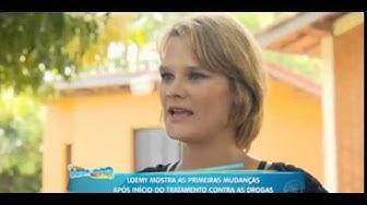 Loemy Marques no Rodrigo Faro após 3 meses de tratamento