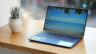 Review Laptop ASUS ZenBook 13 UX333FA: Món quà dành cho phái đẹp