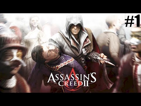 Assassin's Creed 2 Remastered[10]: แข่งสี่รายการ - วันที่ 18 Feb 2019