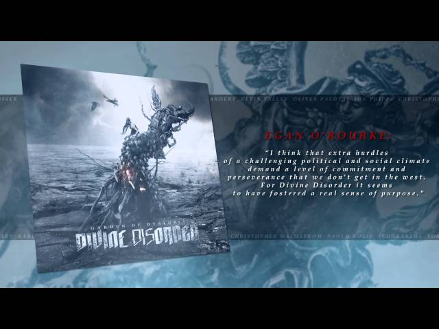 Divine Disorder - Garden of Dystopia Preview