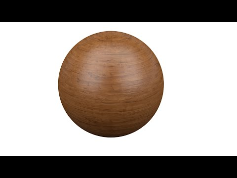 How To Make A Wood Material In Blender 2 74!  Easy