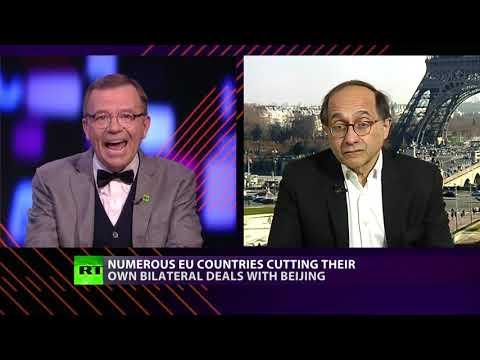 CrossTalk: China Arrives in Europe