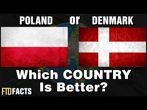 POLAND or DENMARK - Which Country is Better?