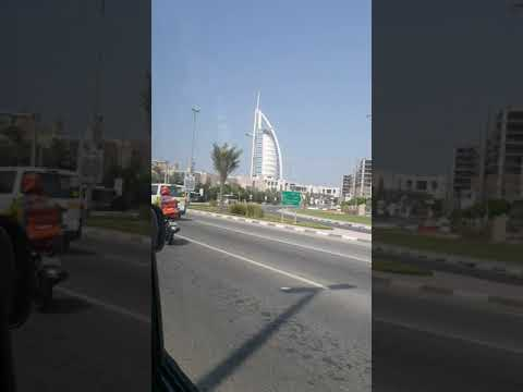 View Burj Al Arab Emirates Dubai