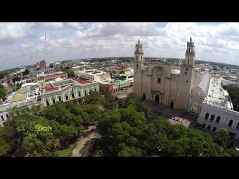Conexión Destinos - La Ciudad Blanca  - Mérida, Yucatán