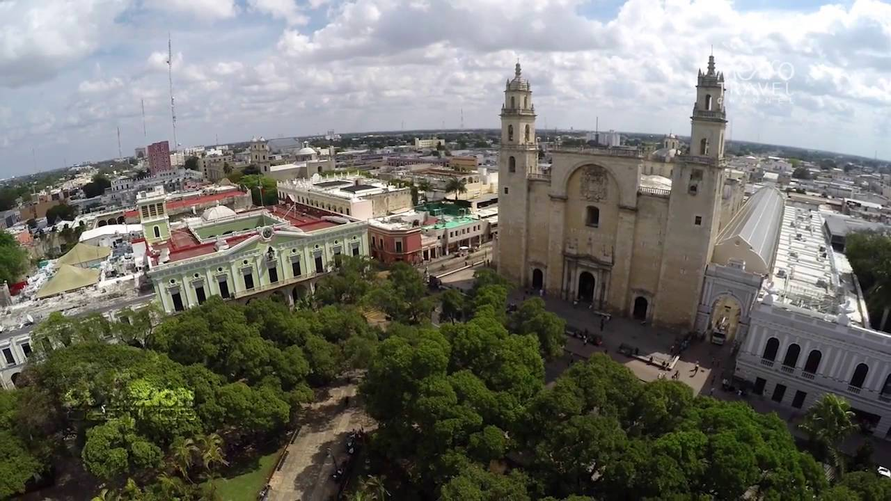 Conexi n destinos la ciudad blanca m rida yucat n for Construccion de piscinas merida yucatan