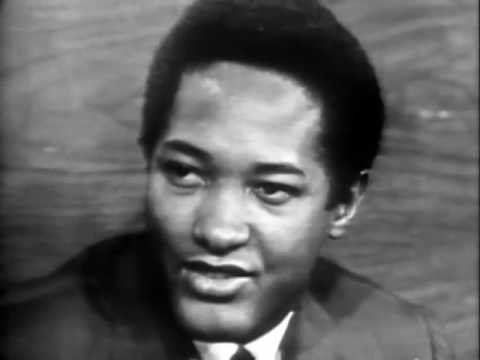 Sam Cooke: Interview 1964 - YouTube