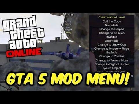 1 [TUTO] Avoir un mod menu GTA V online/histoire PS3 USB tout mise a jour 2016