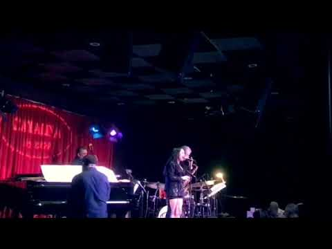 Margo Rey Sings You Don't Know What Love Is -Oscar Hernandez -Catalina Jazz Live