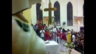 Alvorada de São Jorge 2013 - Igreja de Quintino