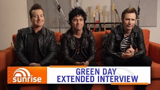 Green Day - extended interview ahead of Hella Mega Tour | Sunrise