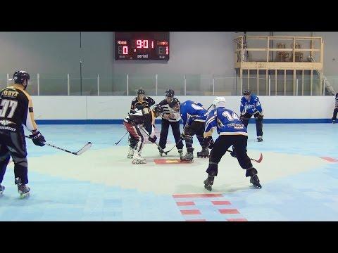 Surrey Stars vs. Victoria Eagles (06/07/15) Roller Hockey Inline Hockey