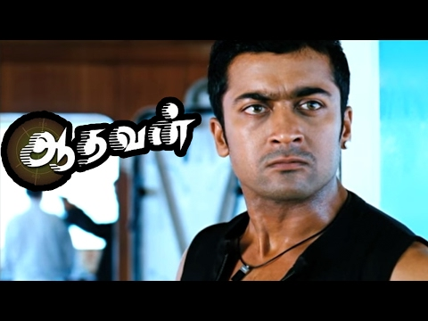 Aadhavan | Aadhavan full Movie Scenes | Suriya Decides to Kill Murali | Nayanthara Intro | Vadivelu