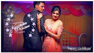 Kerala Best Hindu Wedding Highlights 2018 | PRAVEEN + KARTHIKA by Happy Weddings™