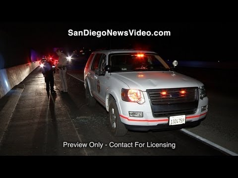 Woman Struck By SUV On Interstate 8, Rolando