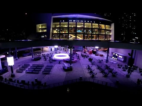 East Plaza open for business at AmericanAirlines Arena