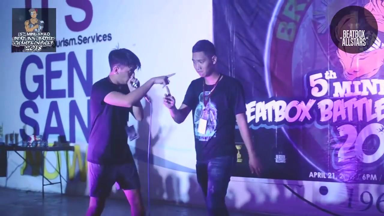 Wildest Filipino Beatbox Battle in 2018