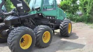 Maszyny leśne, Nord Import Eksport Ltd , Kaszuby