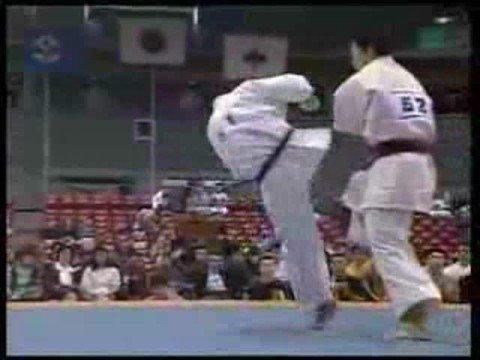 Best knockout in kyokushin karate of 2019 international