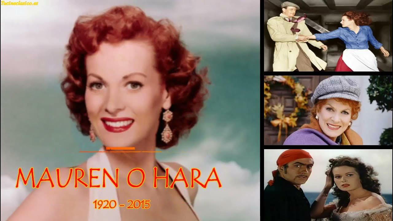 Maureen O'Hara (Biografia)   Tucineclasico es