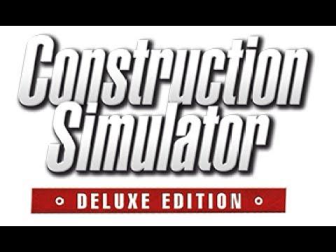 Bau Simulator 2015 Liebherr A918 DLC Test  
