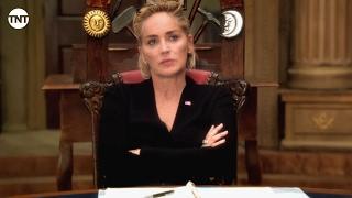 Sharon Stone - Behind the Scenes I Agent X I TNT