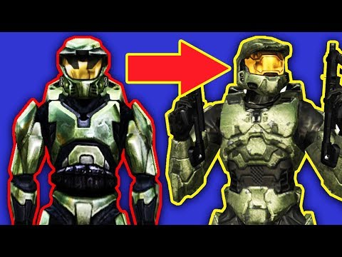 Halo Lore What Happened To Chief S Mark V Armor And Ex Spartan