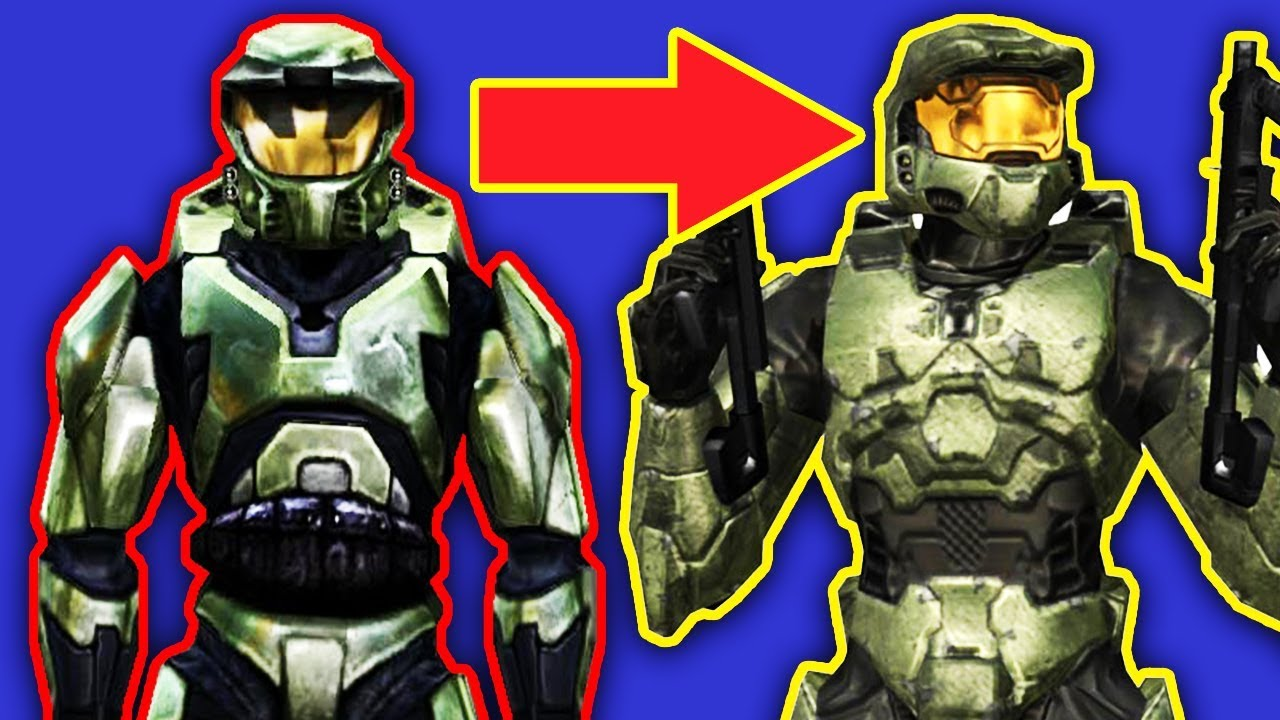 Halo Lore What Happened To Chief S Mark V Armor And Ex Spartan Armor Youtube