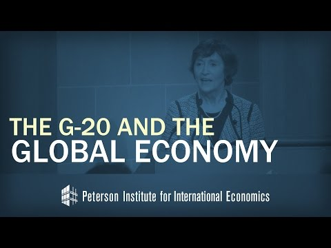 Caroline Atkinson : The G-20 and the Global Economy