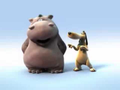 Hippo-Поющий бегемотик