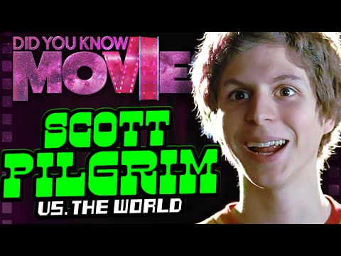 How Scott Pilgrim Beat the Odds - Did You Know Movies ft. Remix of WeeklyTubeShow
