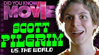 How Scott Pilgrim Beat the Odds - Did You Know Movies ft. Remix of WeeklyTubeShow by : The Film Theorists