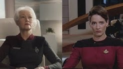 Did Admiral Clancy Serve on the Enterprise D in TNG as an Ensign 30 Years before Star Trek Picard ?