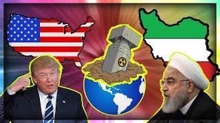ŚWIAT W KTÓRYM IRAN POKONUJE USA... JEDNAK ISTNIEJE!