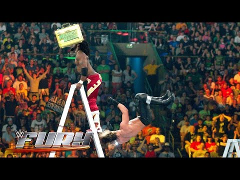17 sky-high back body drops: WWE Fury