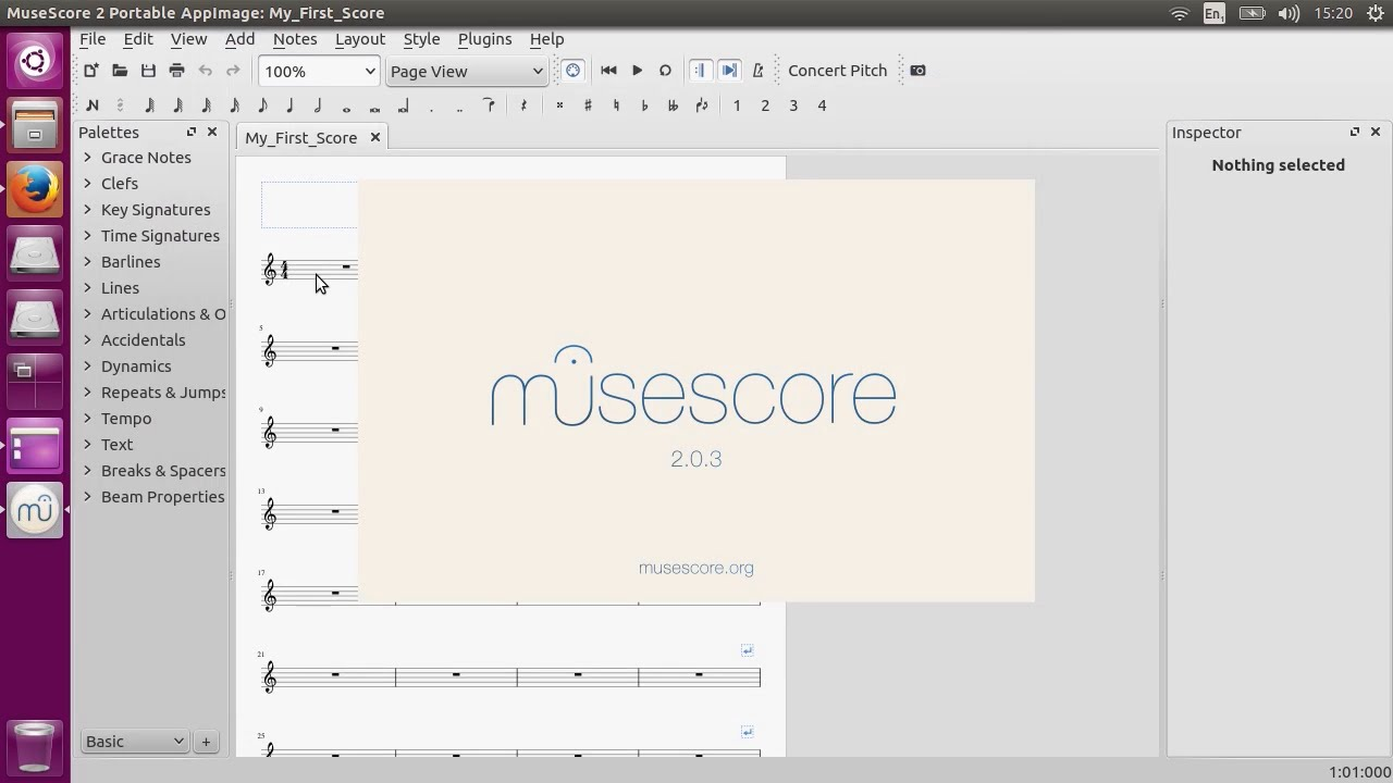 How to run the MuseScore Linux AppImage | MuseScore